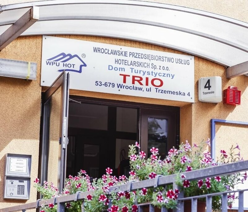Boutique Hostel Trio Wroclaw