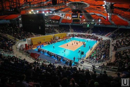 спортивный комплекс — Дворец игровых видов спорта — Екатеринбург, фото №4