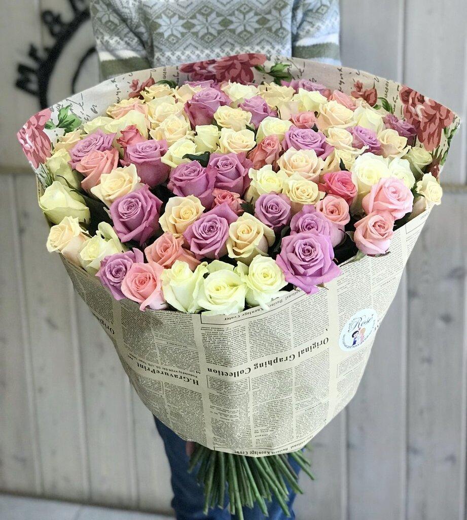 Букета, доставка цветов г. ейск