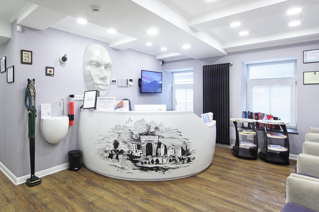 стоматологическая клиника — Коренной житель — Москва, фото №1