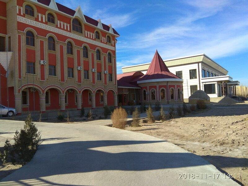 Гостиница Azia Nukus