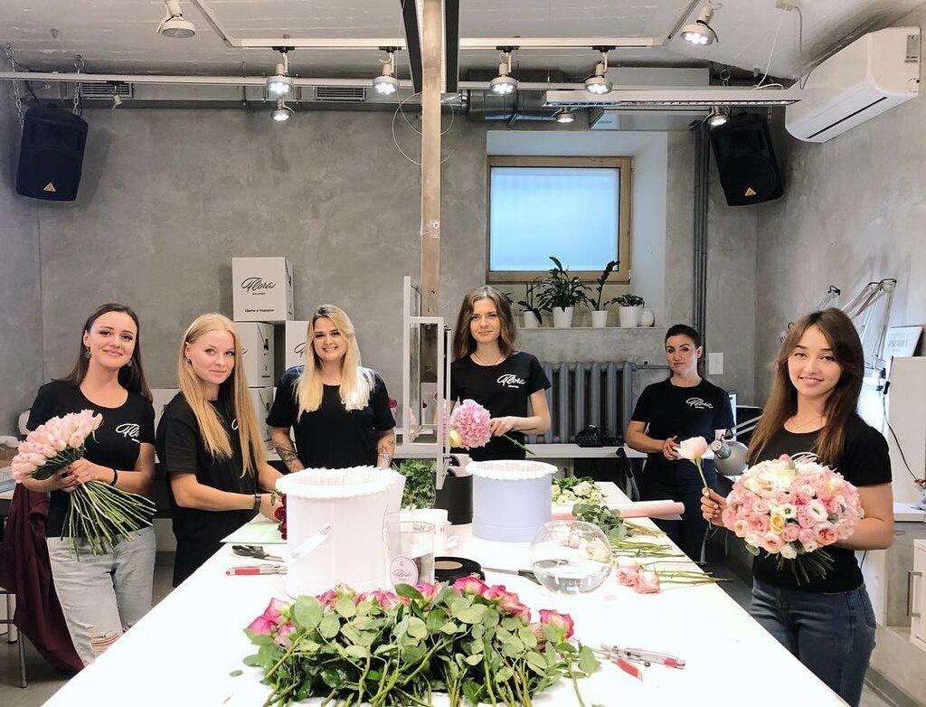 магазин цветов — Flora Delivery — Москва, фото №2