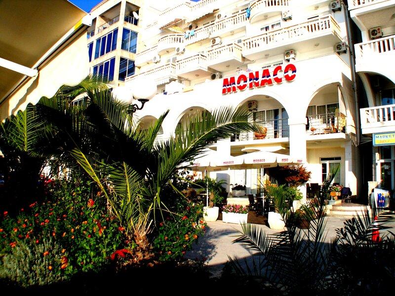 Апартаменты Stevic Monaco