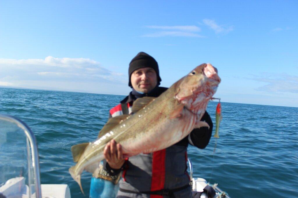 Мурманская морская рыбалка
