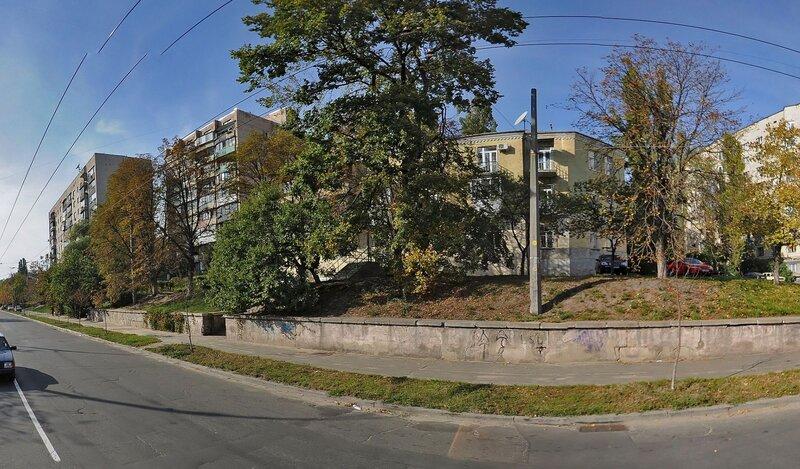 Апартаменты Vintage Kiev