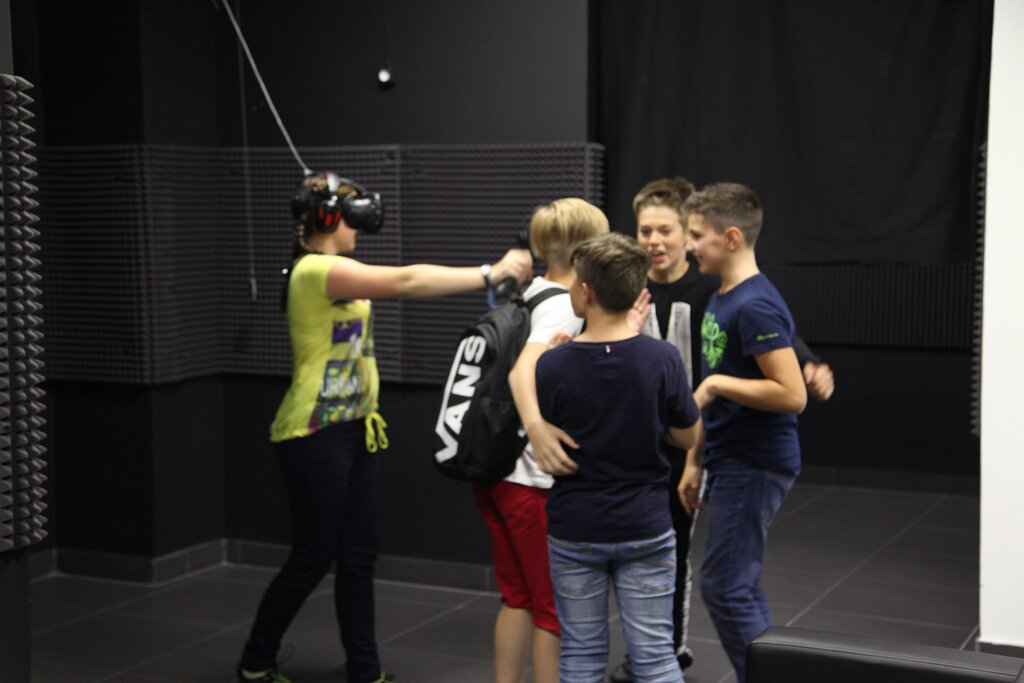 клуб виртуальной реальности — Виртуальная реальность Гравити 17 — Москва, фото №5