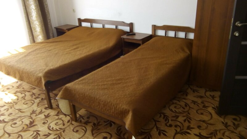 Гостиница на ул. Сьянова