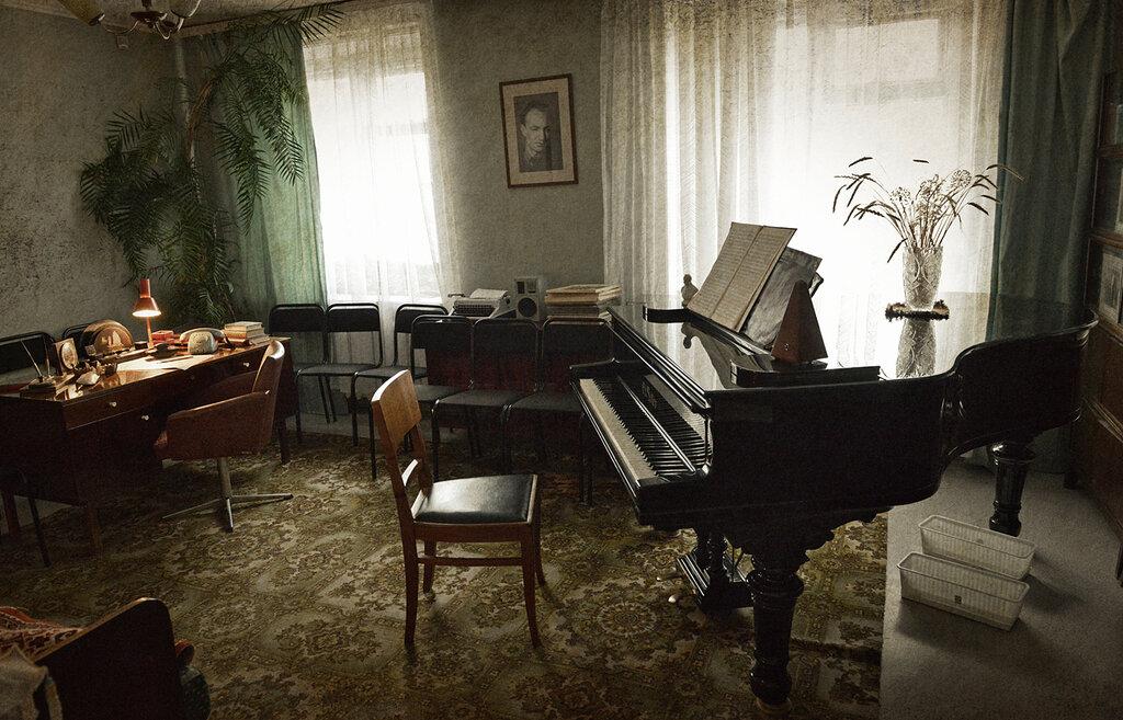 музей — Мемориальный музей-квартира композитора Назиба Жиганова — Казань, фото №3