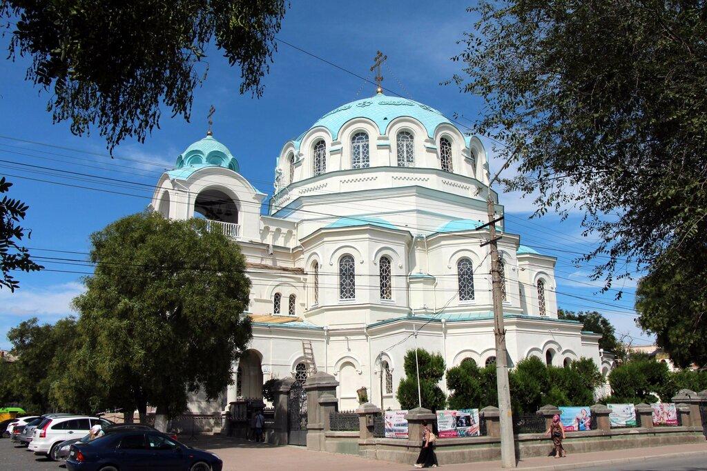 православный храм — Свято-Николаевский собор, г. Евпатория — Евпатория, фото №3
