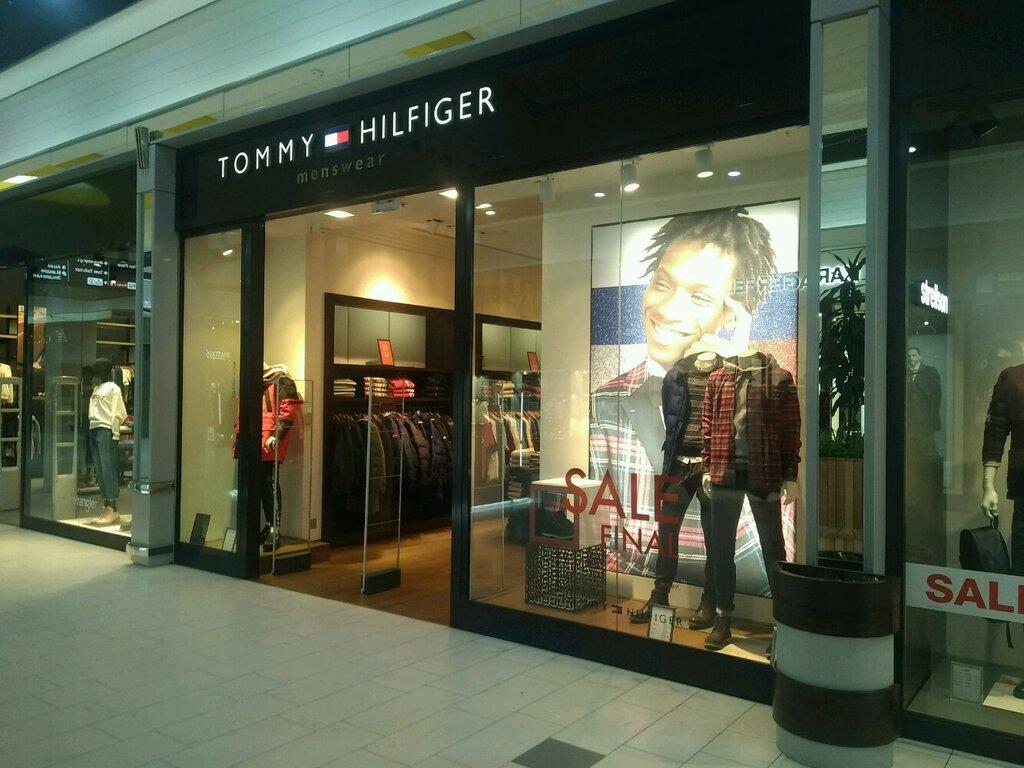 Tommy Hilfiger Магазин Санкт Петербург