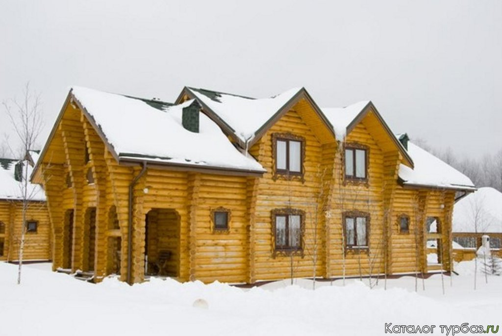 гостиница — Ecocomplex Sdl — деревня Петриково, фото №6