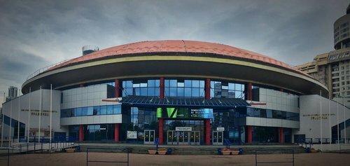 спортивный комплекс — Дворец игровых видов спорта — Екатеринбург, фото №5