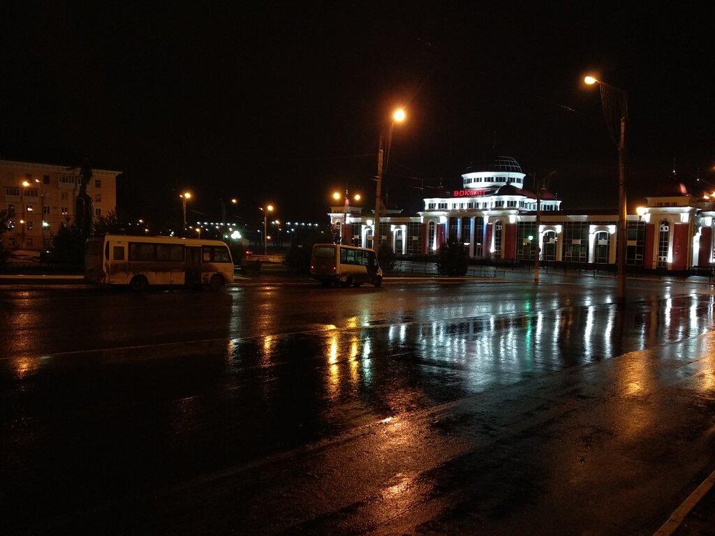 железнодорожный вокзал — Железнодорожный вокзал — Саранск, фото №4