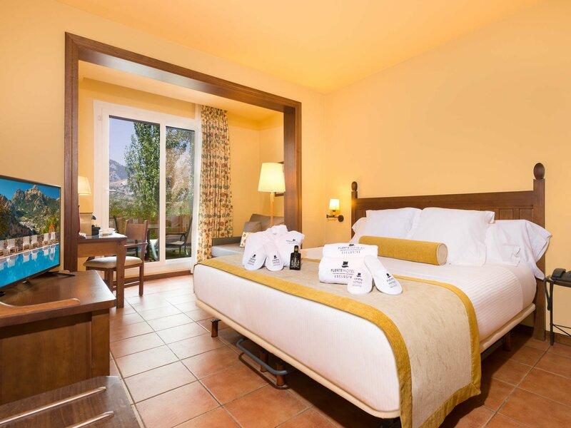 Отель Fuerte Grazalema