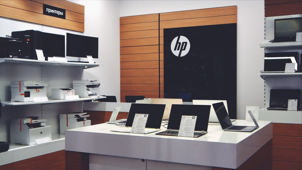 компьютерный магазин — Салон-магазин техники HP — Минск, фото №2