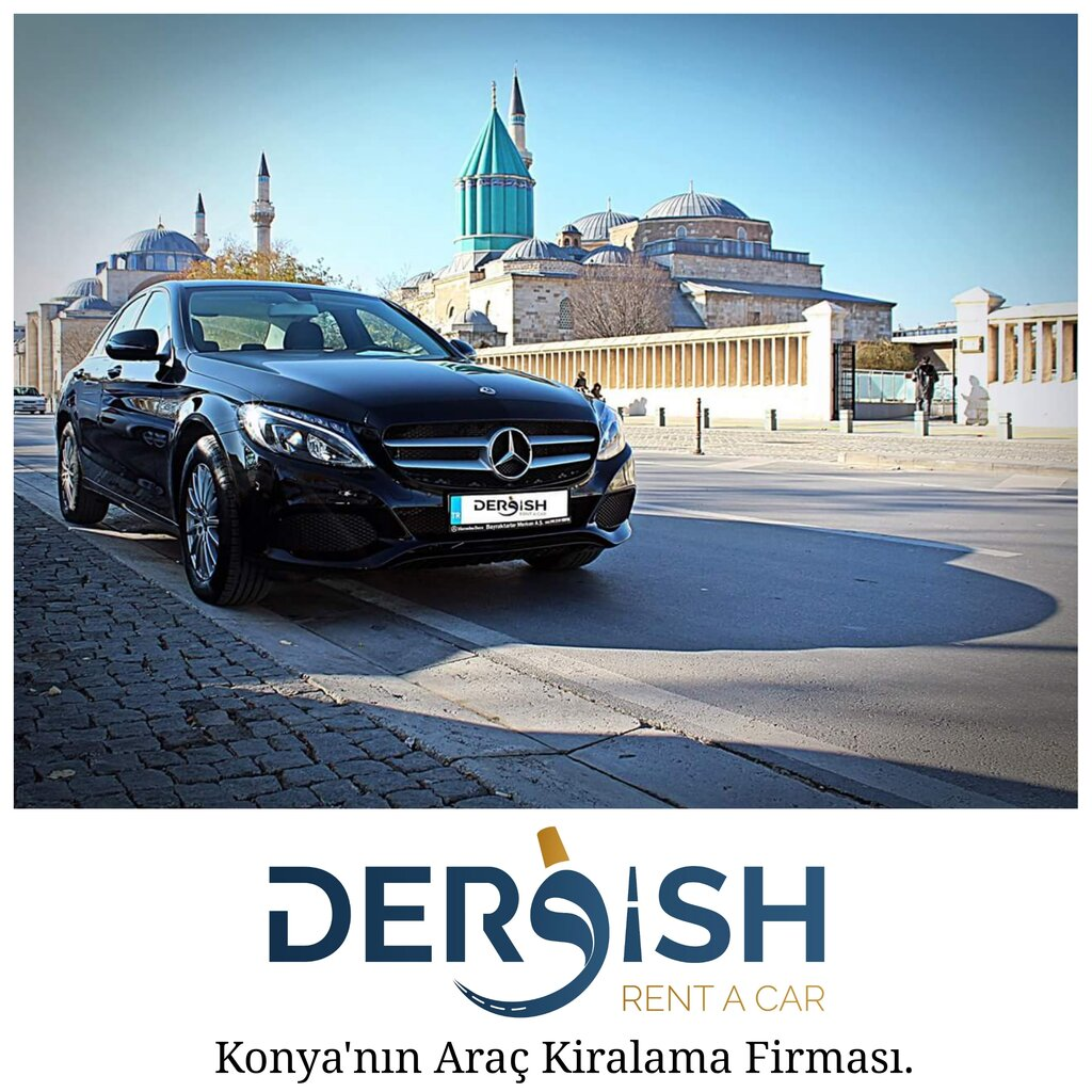 oto kiralama — Dervish Oto Kiralama — Konya, photo 1