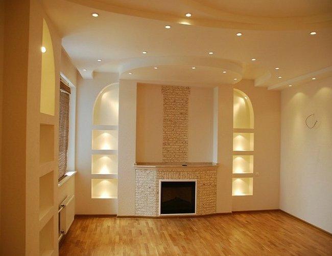 фото дома со стенами из гипсокартона прославилось только своими