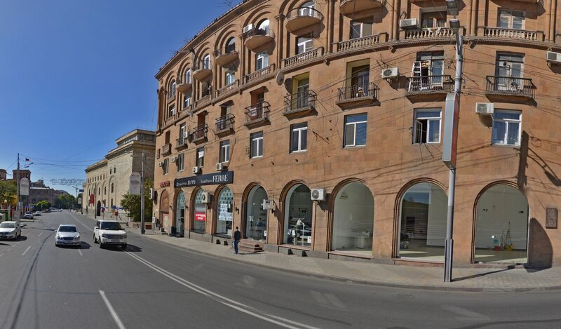 Rent in Yerevan - Apartments on Sakharov Square