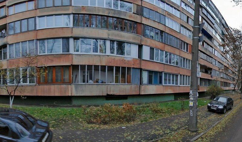 Apartment on Preobrazhenskaya Kiev