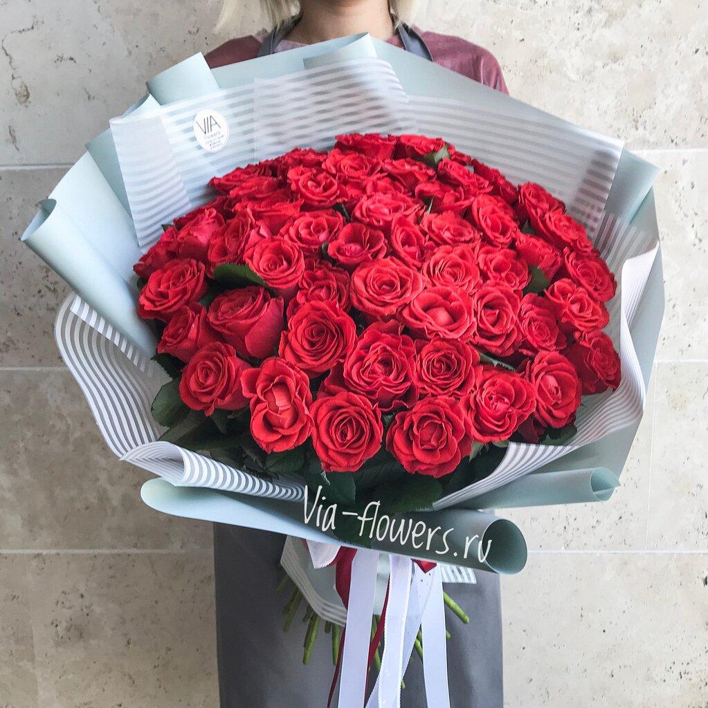 Доставка цветов саратовская область красных партизан
