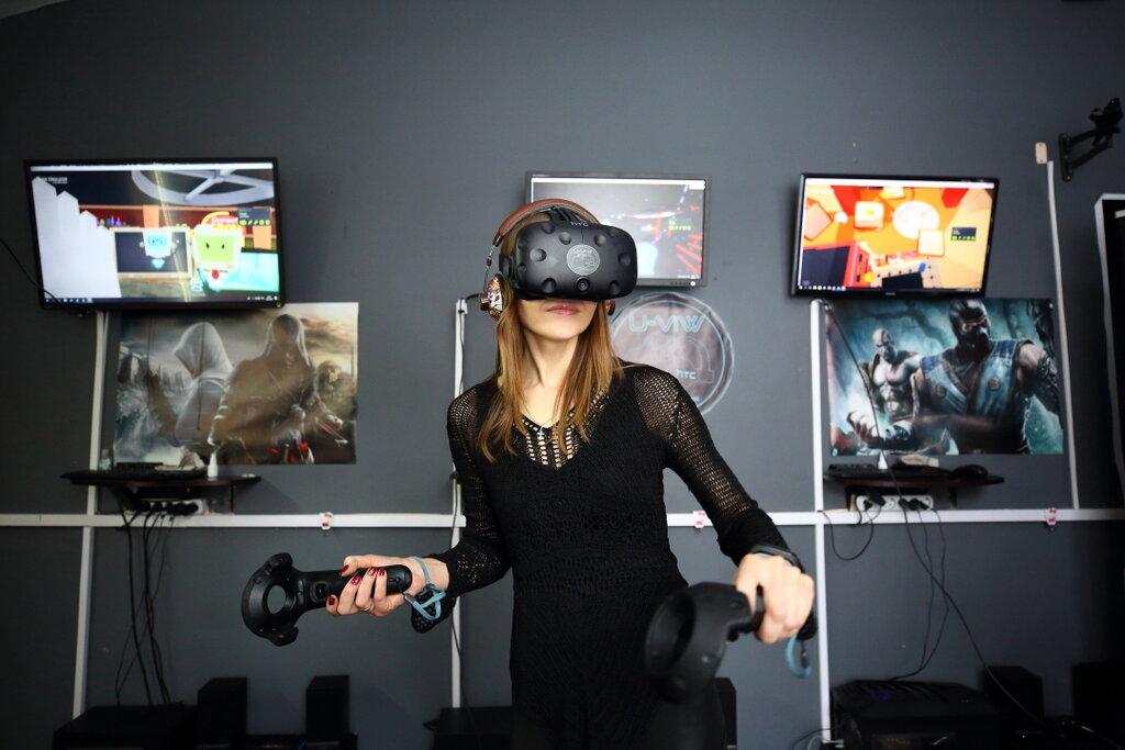 клуб виртуальной реальности — U-ViW — Минск, фото №8