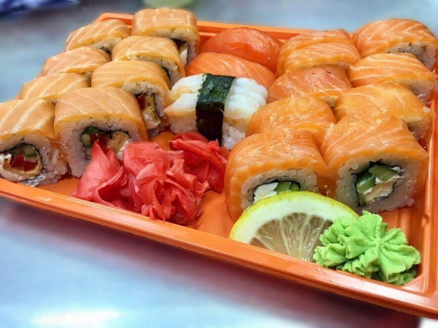 суши-бар — Mybox — Калуга, фото №8