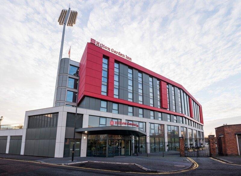 Hilton Garden Inn Manchester Emirates Old Trafford