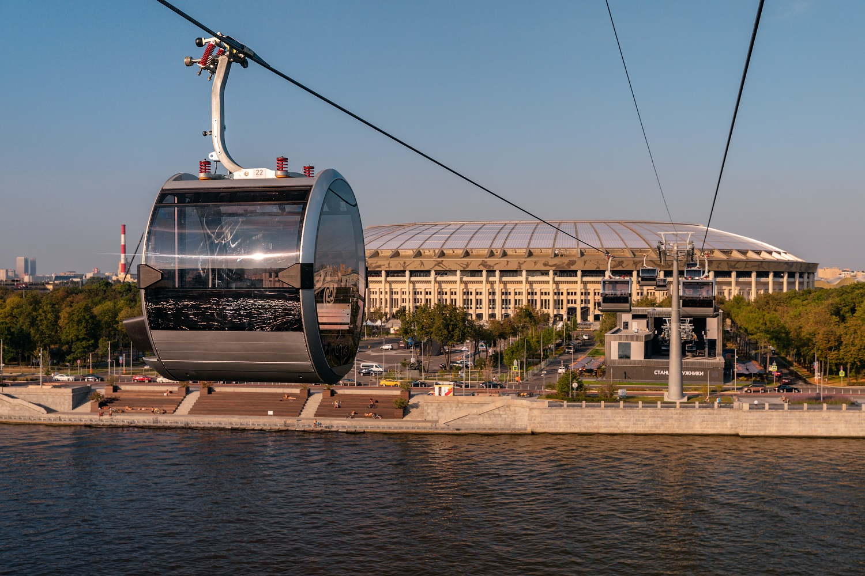 «Прокатитесь на фуникулёре над Москвой-рекой» фото 2