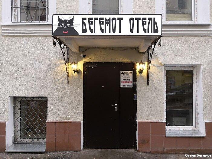 Бегемот Маяковская