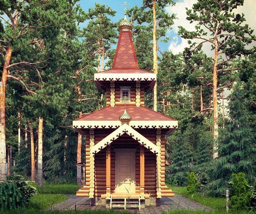 строительство дачных домов и коттеджей — Срубы из Мордовии — Республика Мордовия, фото №1