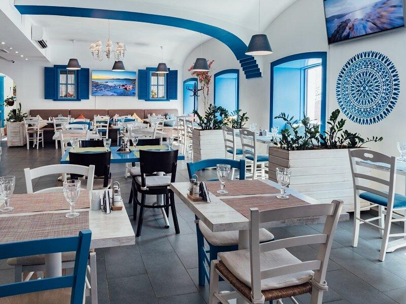 ресторан — Порто Миконос — Москва, фото №6