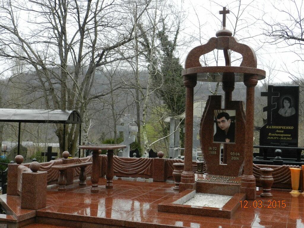 памятники и надгробия — Ритуалум — Ростов-на-Дону, фото №1