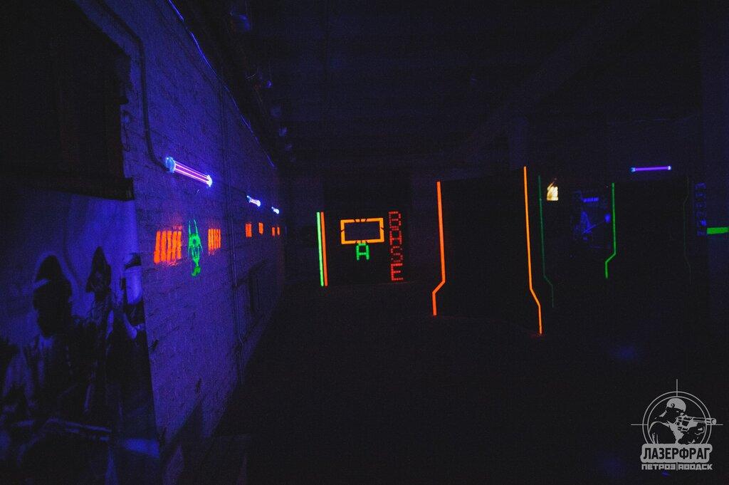 развлекательный центр — СРК ЛазерФраг — Санкт-Петербург, фото №4