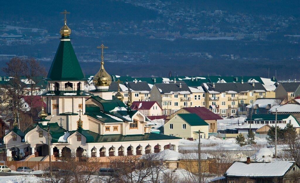 Город анива сахалинской области в фотографиях