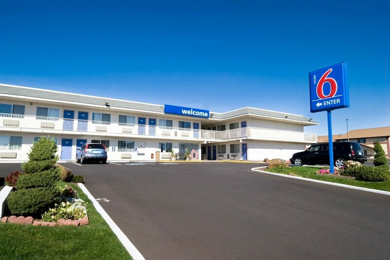Motel 6 Pendleton, Or