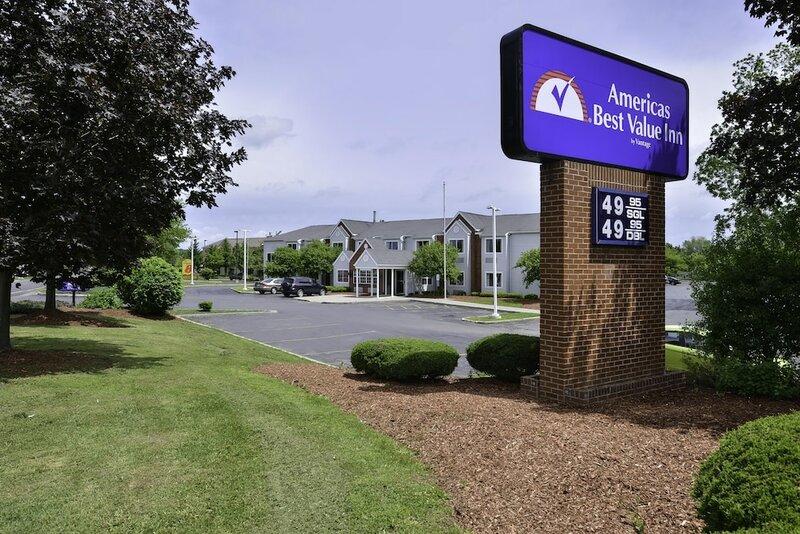 Americas Best Value Inn East Syracuse