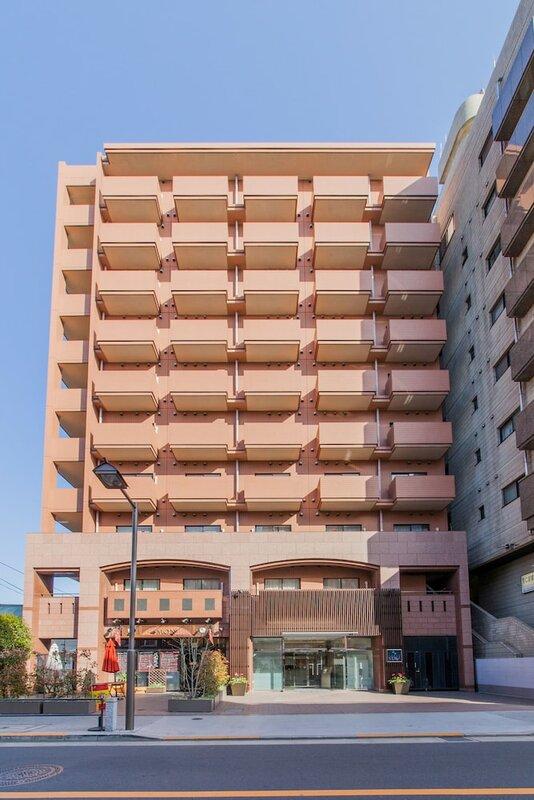 Tokyu Stay Monzen-Nakacho