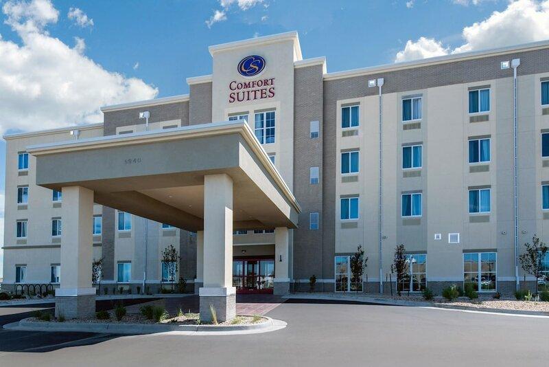 Comfort Suites Denver International Airport