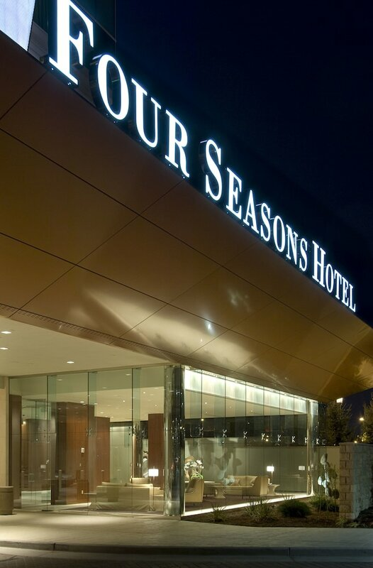 Four Seasons Hotel St Louis
