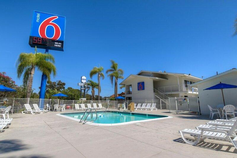 Motel 6 San Ysidro, Ca - San Diego - Border
