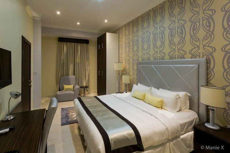 Morning Side Suites Etim Inyang