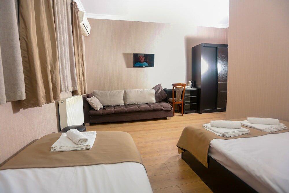 гостиница — New Metekhi — Тбилиси, фото №2
