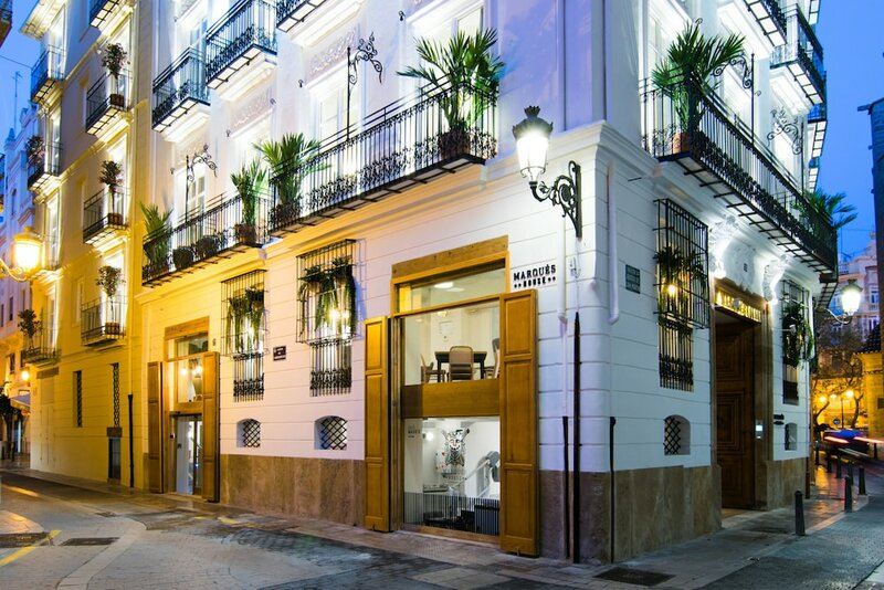 Hotel Marques House