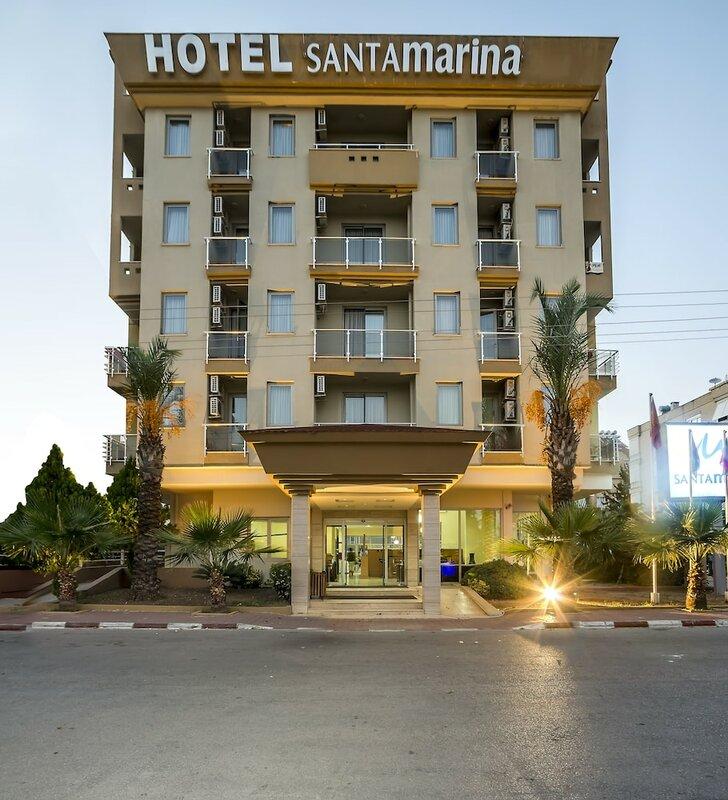 Отель Santa Marina