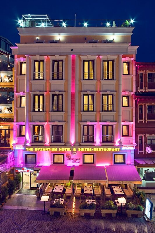 The Byzantium Hotel & Suites - Special Class
