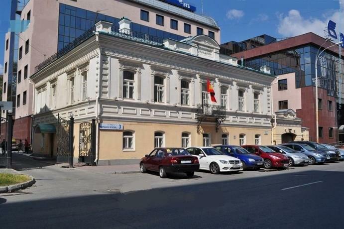 Hotel & Hostel Centre