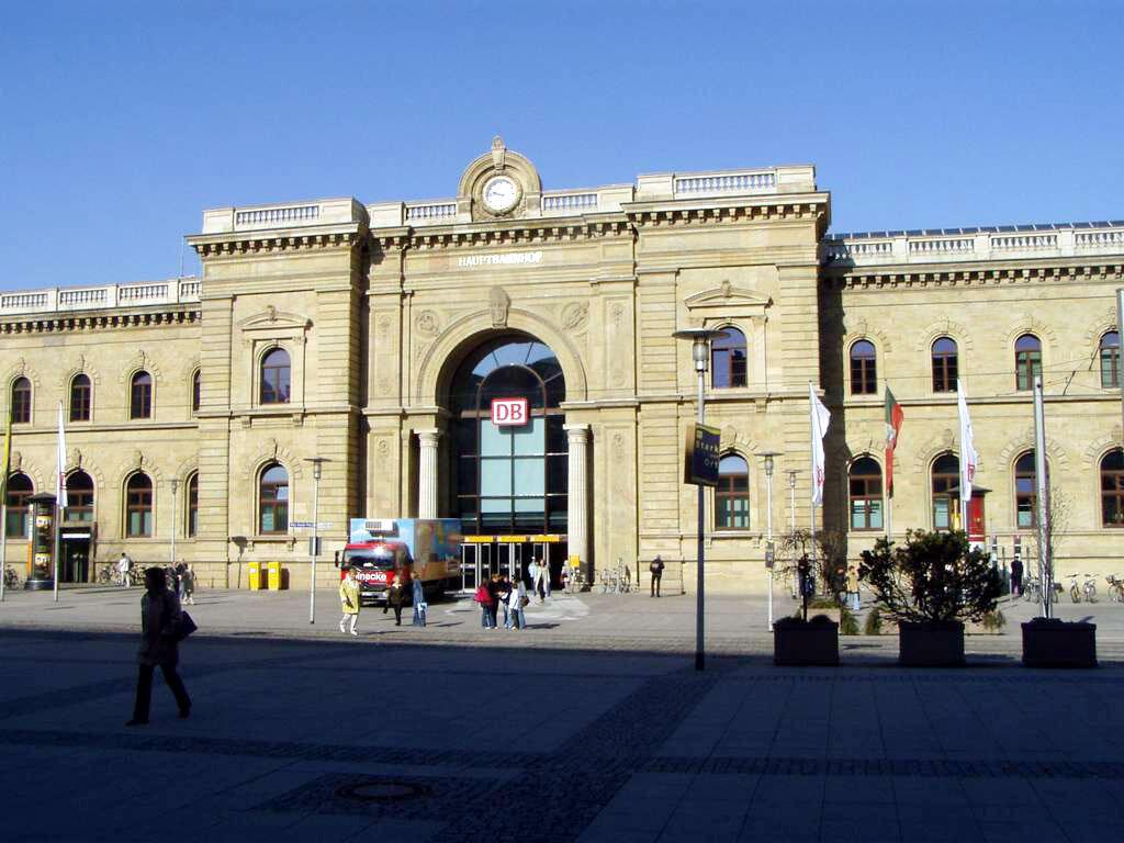 всегда распознавали магдебург железнодорожный вокзал фото даёт возможность садоводам