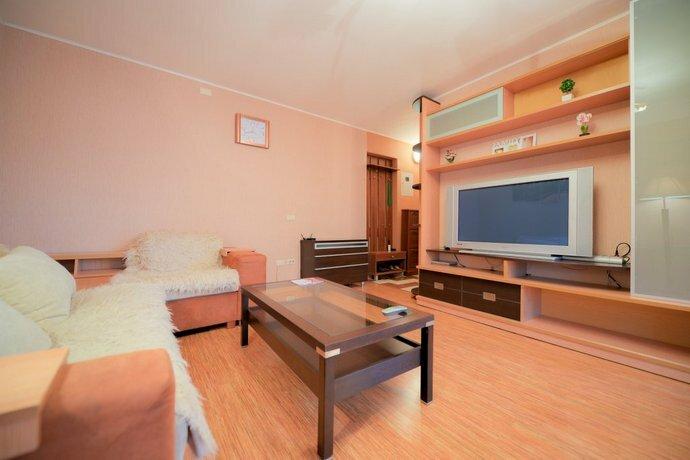 Апартаменты Двухкомнатная Евро квартира в центре города