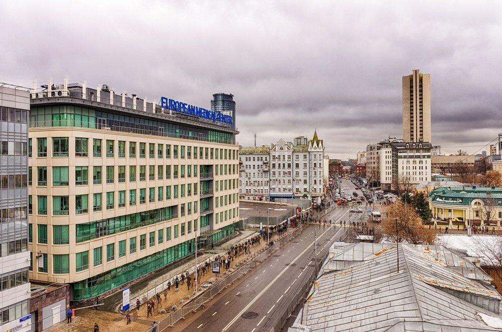 гостиница — Sunflower Авеню Отель — Москва, фото №2