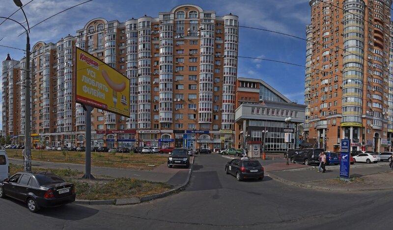 Spacious apartments in the elite house Metro Minskaya Dream Town